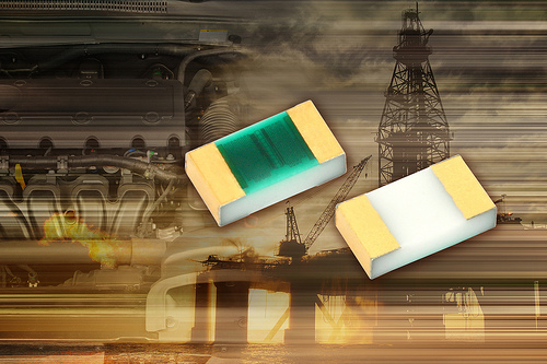 Thin film chip resistor now available in 0805 case size