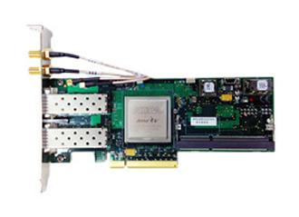 PCIe board features Altera's Arria V GZ FPGA