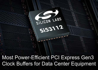 PCIe fanout buffers simplify data centre timing
