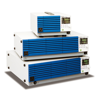 AC power supply boasts 4kW variable frequency