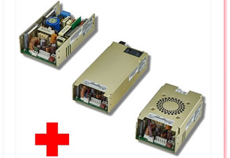 Medical power supply comes in small size