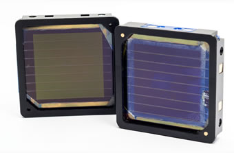 PV module features an 11.9% active area efficiency