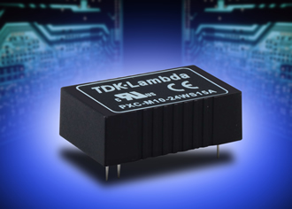 3, 6 & 10W DC/DC converters are medically certified