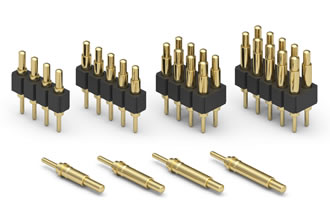 Pins & connectors feature a stroke distance of 2.29mm