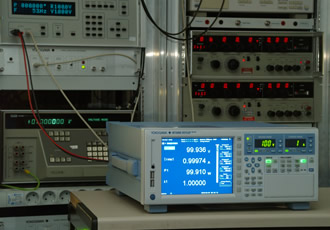 Power calibration lab meets ISO17025 up to 100kHz