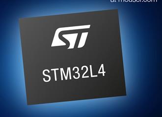 Mouser now stocking STMicroelectronics' low-power STM32L4 MCU