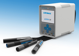 UV LED cure system is versatile & easy to use
