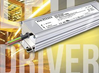 LED drivers for in/outdoor high voltage applications