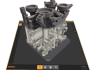 Renishaw presents additive manufacturing products at formnext 2015