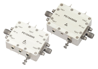 RF amplifiers remove the need for RF tuning components