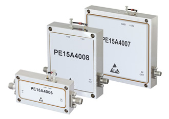 RF power amplifiers for industrial and military applications