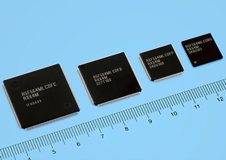 32-bit general-purpose MCU enables the IoT