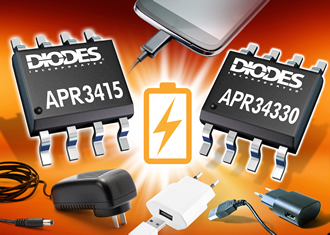 Rectifiers increase electronic charge efficiency