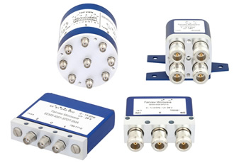 Relay switches offer reliability from DC to 40GHz