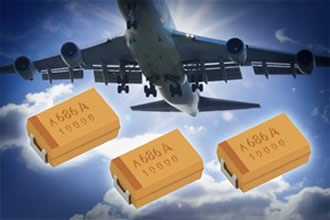 Reliable tantalum capacitors exhibit stable electrical parameters