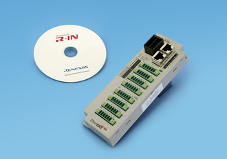 Remote I/O kit reduces smart factory steps by 60%