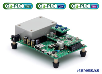 Renesas now supports all worldwide frequency bands