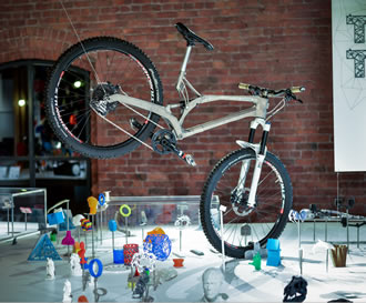 3D printed bicycle frame breaks records