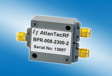 8-2300MHz divider specifically targets satcom applications