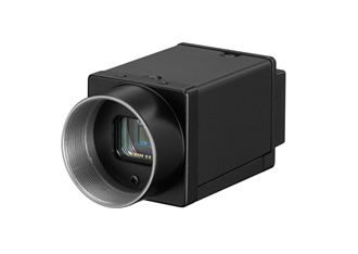 Industrial camera includes PoE capability