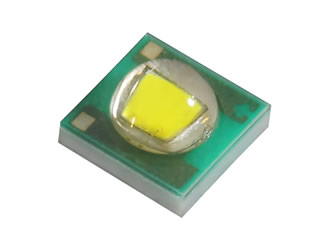 SMD & PLCC LEDs reduce the volume of luminaires required