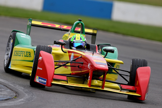 Second season of Formula E allows in-house innovations