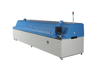 Reflow system reduces solder joint voids