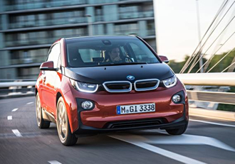 Sensor aids accurate range assessment for the BMW i3