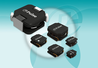 Shielded, SMT power inductors suit small electronics