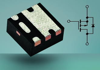 -30V p-channel MOSFET provides best-in-class RDS(ON)