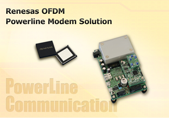 Single-chip modem supports worldwide standards & frequencies