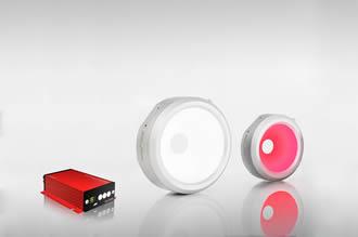 Smart LEDs capture relevant operating parameters