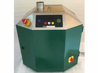 Solder recovery system reduces consumption by up to 50%