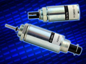 Solenoid offers double the stroke of a standard solenoid