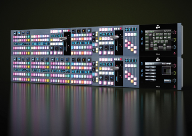 Touchscreen chosen for modular outside broadcast system
