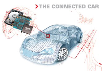 Storage and the connected car