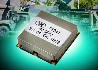 Low g-sensitivity TCXO offers superior phase noise