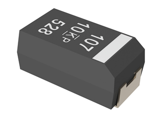 The industry's first AEC-Q200 polymer electrolytic capacitor
