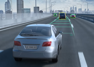 Image recognition processor enhances automotive safety