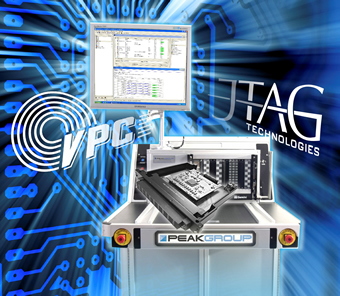 New JTAG option for Peak PXI testers