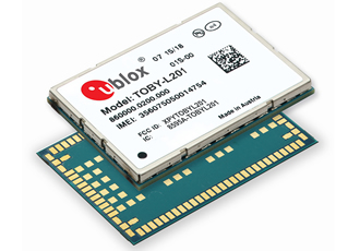 LTE module offers unrivalled carrier independence