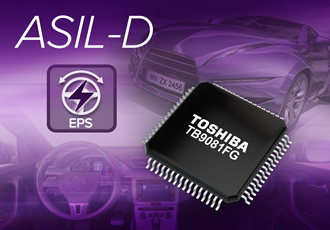 BLDC pre-driver IC offers enhanced security features