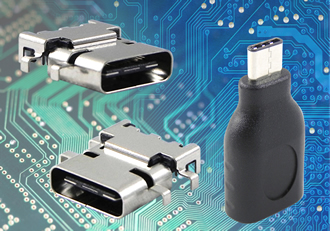 Connector Enables Standard Usb 2 0 Cables To Be Used In