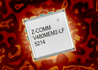 VCO has a tuning voltage range of  0.5 to 2.5VDC