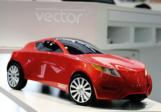 Vector Informatik GmbH news from Automotive