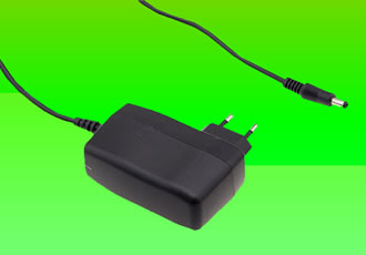 Wall-mounted adaptors offer 0.075-0.15W no-load consumption