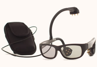 Wearable brain training glasses make waves