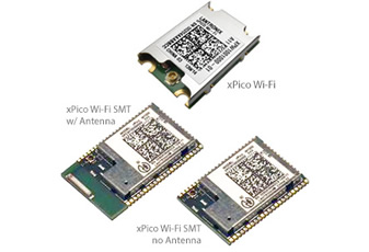 WiFi server enables the development of IoT applications