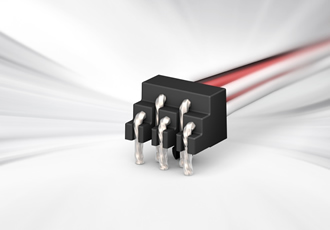 Wire-to-board connectors offered in 2-row variants