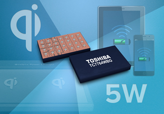 Wireless power receiver IC matches wired charging speeds